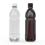 Бутылка 0.5 л. без крышки