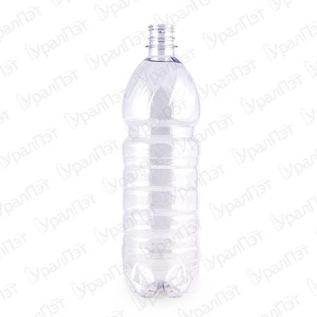 ПЭТ бутылка 1,0 л. «Плотная»