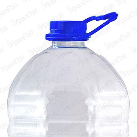 ПЭТ бутылка 5 л. «Плотная»