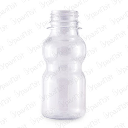 ПЭТ бутылка 0,07 л. «Матрешка»